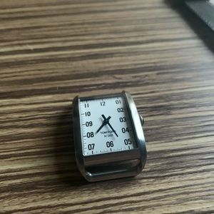 Tom Ford Accessories - Tom Ford No 1 Watch and Brown Band